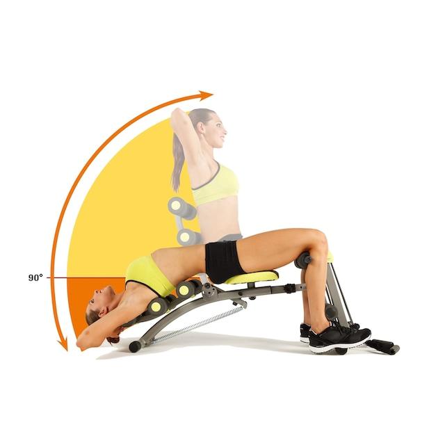 Wonder Core 2® Ganzkörpertrainer »Wonder Core 2« (Set, mit Trainings-DVD, mit Ernährungsplan)