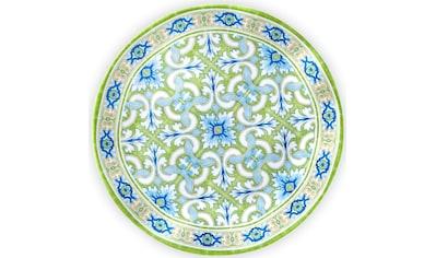 Q Squared NYC Dessertteller »Lima Collection«, (Set, 2 St.), Ø 20 cm, Melamin kaufen