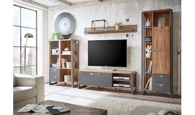 Home affaire Wohnwand »Detroit Set 3« (Set, 4 - tlg) kaufen