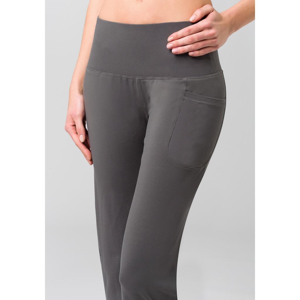LASCANA ACTIVE Jazzpants, mit Handytasche