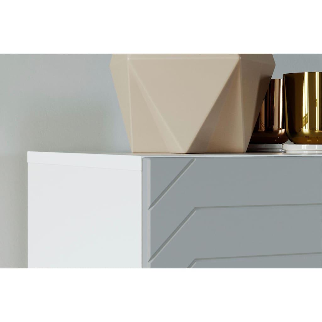 DIVENTA Highboard »ITACA«, Breite 110 cm