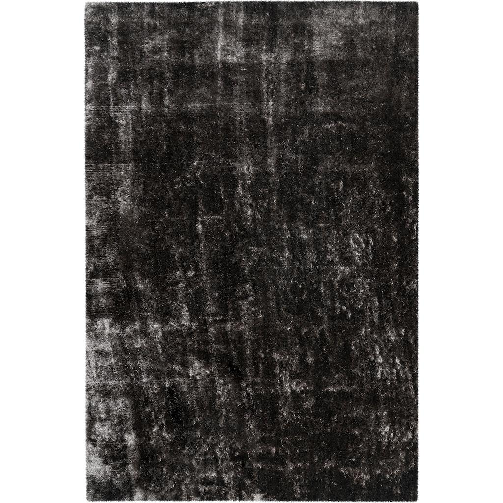 Obsession Hochflor-Teppich »Glossy 795«, rechteckig, 25 mm Höhe, Sehr weicher Flor