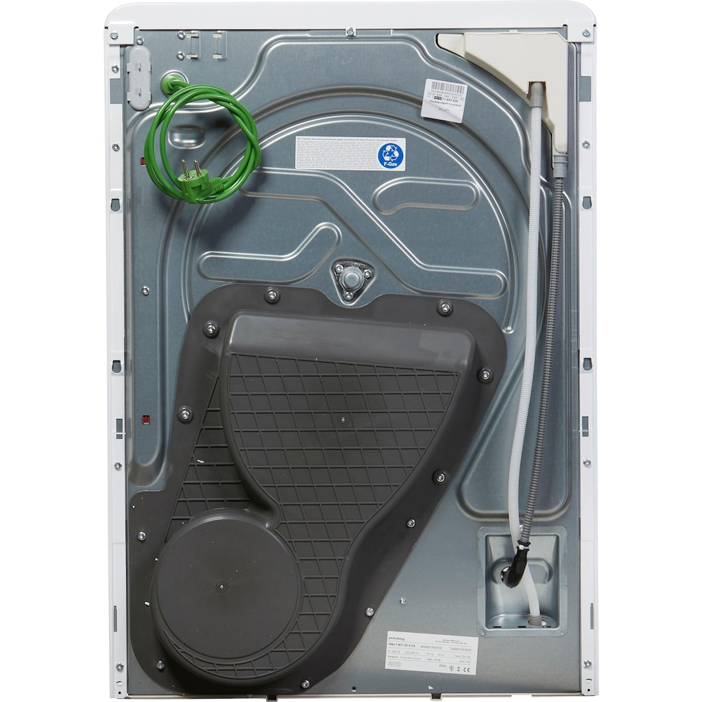 Privileg Wärmepumpentrockner »PWCT M11 83 X DE«