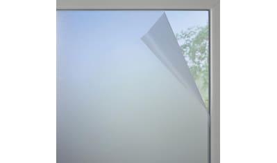 Fensterfolie, GARDINIA, halbtransparent, glatt kaufen