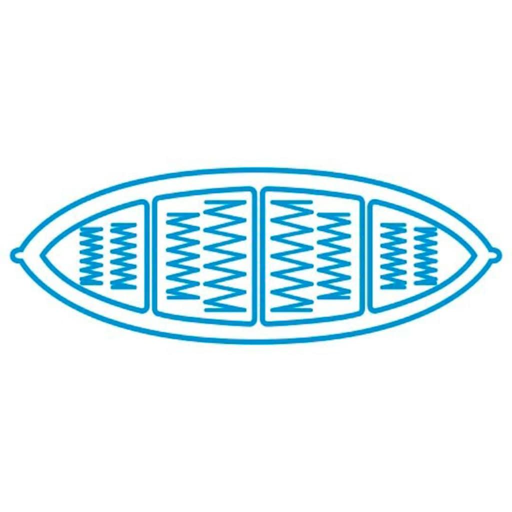 Nackenstützkissen, »Pocket Spring Kissen Ultra«, MPS TEXTILES