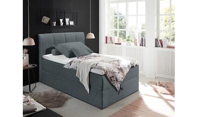 Polsterbett »Granada«, inkl. Bettkasten und Topper kaufen