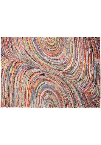 Hochflor - Teppich, »Sixteen Face«, OCI DIE TEPPICHMARKE, rechteckig, Höhe 25 mm, maschinell gewebt kaufen