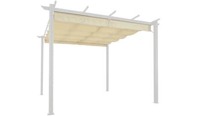 KONIFERA Ersatzdach für Pavillon »Tilos«, BxL: 300x300 cm, sandfarben kaufen
