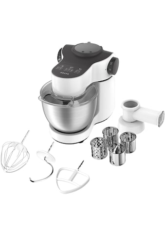 Krups Küchenmaschine »KA3121 Master Perfect«, mit umfangreichem Zubehör, 7 Geschwindigkeiten kaufen