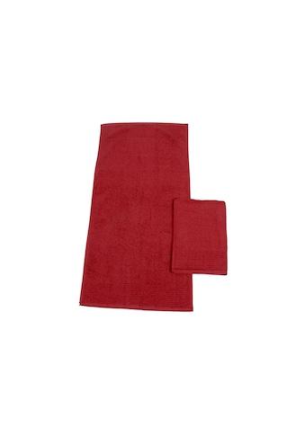 Dyckhoff Handtücher »Brillant«, (2 St.), feine Streifenbordüre kaufen
