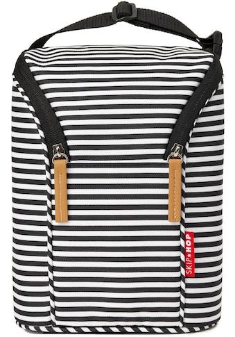 Skip Hop Kinderwagen-Tasche »Fläschchentasche Grab & Go, schwarz/weiß«, mit Kinderwagenbefestigungsschlaufe kaufen