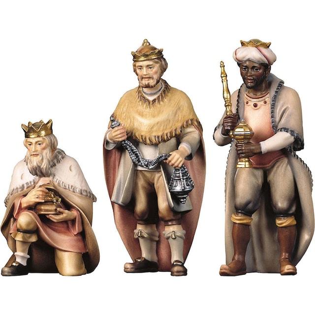 ULPE WOODART Krippenfigur »Hl. Drei Könige« (Set, 3 Stück)
