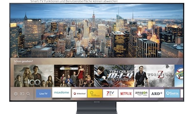 "Samsung QLED-Fernseher »GQ65Q95T«, 163 cm/65 "", 4K Ultra HD, Smart-TV kaufen"