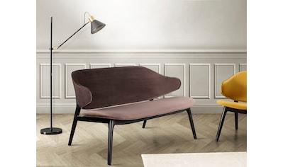 andas Sofa »Sporring«, Sofabank mit einer gebogenen Rückenlehne kaufen