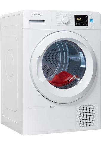 Privileg Wärmepumpentrockner PWCT M11 82 X DE, 8 kg kaufen