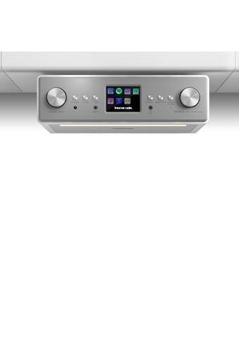 Auna Connect Soundchef Küchenunterbauradio Internet DAB+ UKW 2x3 »KC3 - Soundchef - W« kaufen