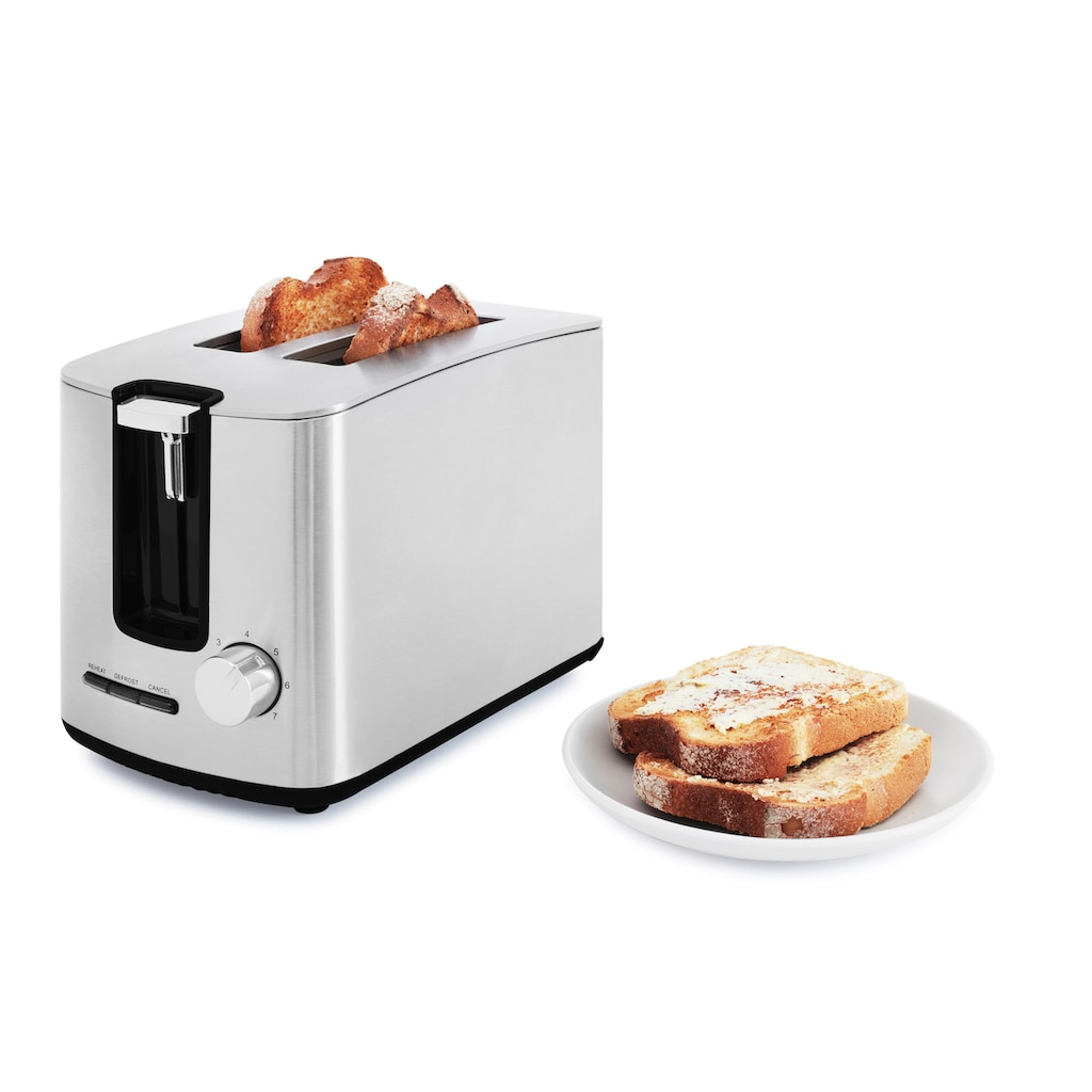 Sharp Toaster »SA-CT2002I«, 2 kurze Schlitze, für 2 Scheiben, 850 W