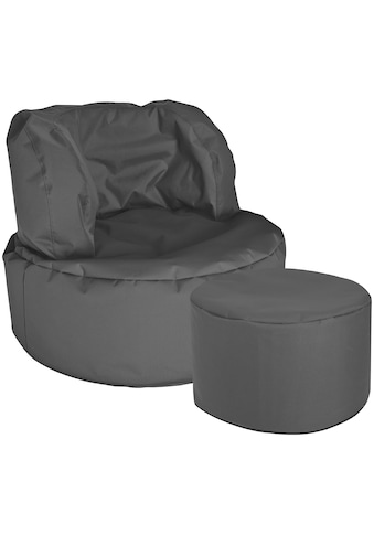 MAGMA Sitzsack »SCUBA Bebop Uni«, 2er Set, Indoor / Outdoor geeignet kaufen