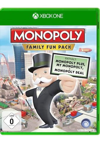 Monopoly Family Fun Pack Xbox One kaufen