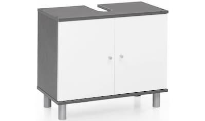 Wilmes Waschbeckenunterschrank »Simply«, Badmöbel aus Holzwerkstoff kaufen