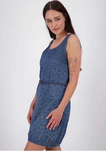 Alife & Kickin Jeanskleid »DojaAK«, süßes Trägerkleid mit elastischem Saum &... kaufen