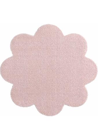 HANSE Home Fußmatte »Deko Soft«, blumenförmig, 7 mm Höhe, Schmutzfangmatte, saugfähig,... kaufen