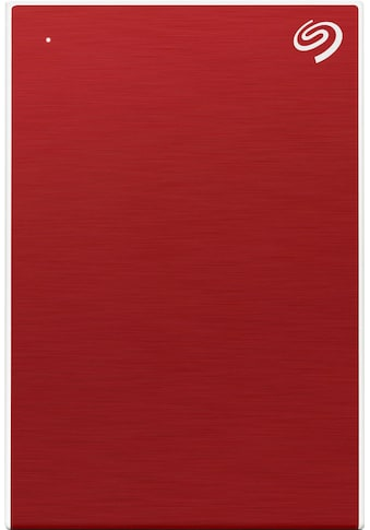 Seagate externe HDD-Festplatte »One Touch Portable Drive 4TB - Red«, Inklusive 2 Jahre... kaufen