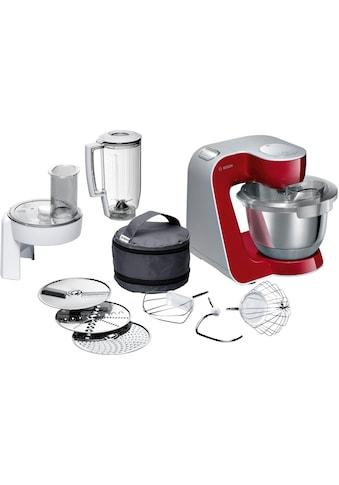 BOSCH Küchenmaschine »MUM5 CreationLine MUM58720«, 1000 W, 3,9 l Schüssel, vielseitig... kaufen