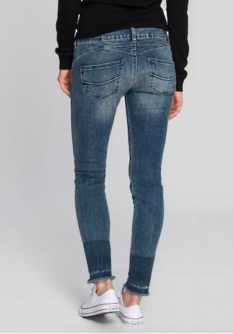 Herrlicher Slim - fit - Jeans »GILA SLIM CROPPED« kaufen