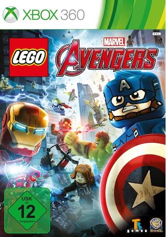 Warner Games Spiel »Lego Marvel Avengers«, Xbox 360, Software Pyramide kaufen