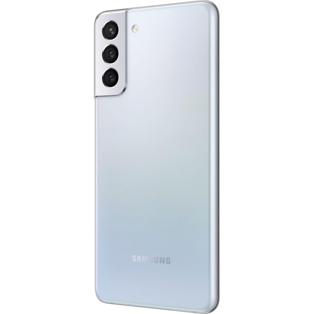 """Samsung Smartphone »Galaxy S21+ 5G«, (16,95 cm/6,7 """" 128 GB Speicherplatz, 12 MP Kamera), 3 Jahre Garantie"""