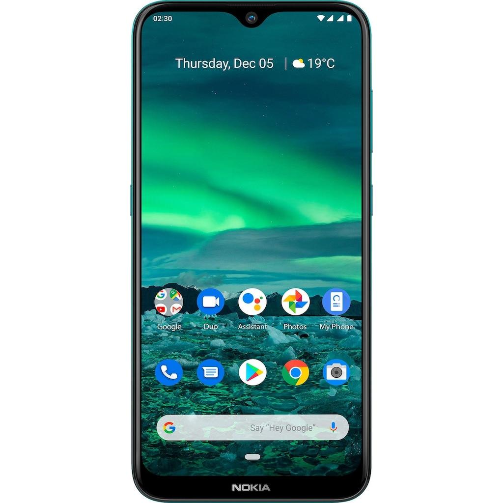 "Nokia Smartphone »2.3«, (15,7 cm/6,2 "", 32 GB Speicherplatz, 13 MP Kamera)"