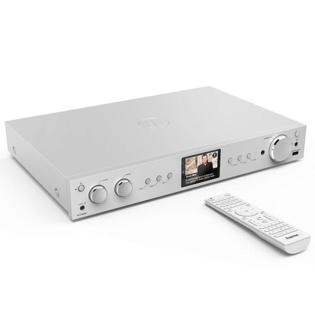 Hama Digitaltuner, DAB+ Digitalradio/Internetradio/Bluetooth/USB »Aux/DIT2100MSBT«