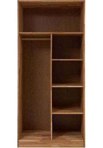 Premium collection by Home affaire Einlegeboden »Dura«, aus schönen massiven Wildeichenholz, Breite 45 cm kaufen