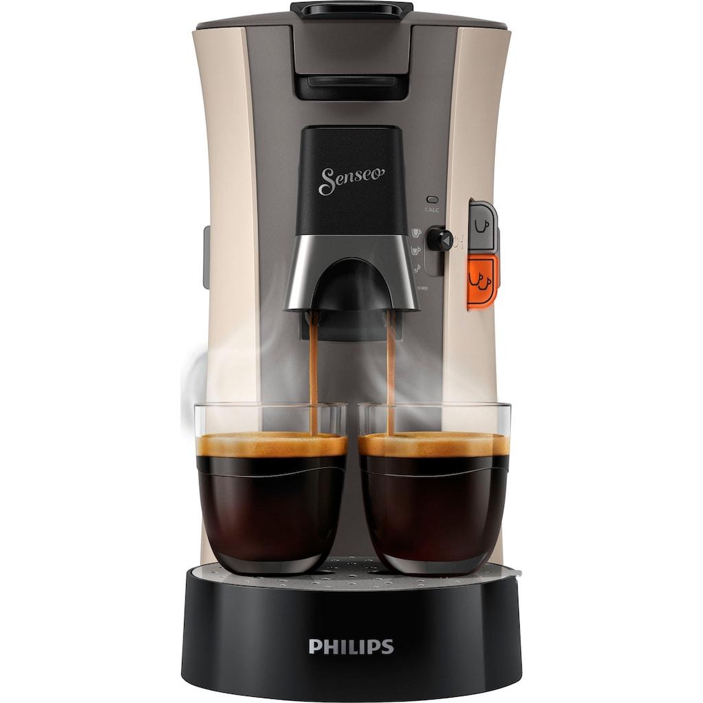 Senseo Kaffeepadmaschine »Select CSA240/30«, inkl. Gratis-Zugaben im Wert von € 14,- UVP zusätzlich zum Willkommens-Paket (80 Pads & Paddose gratis bei Registrierung)