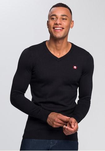 TOM TAILOR Polo Team V - Ausschnitt - Pullover kaufen