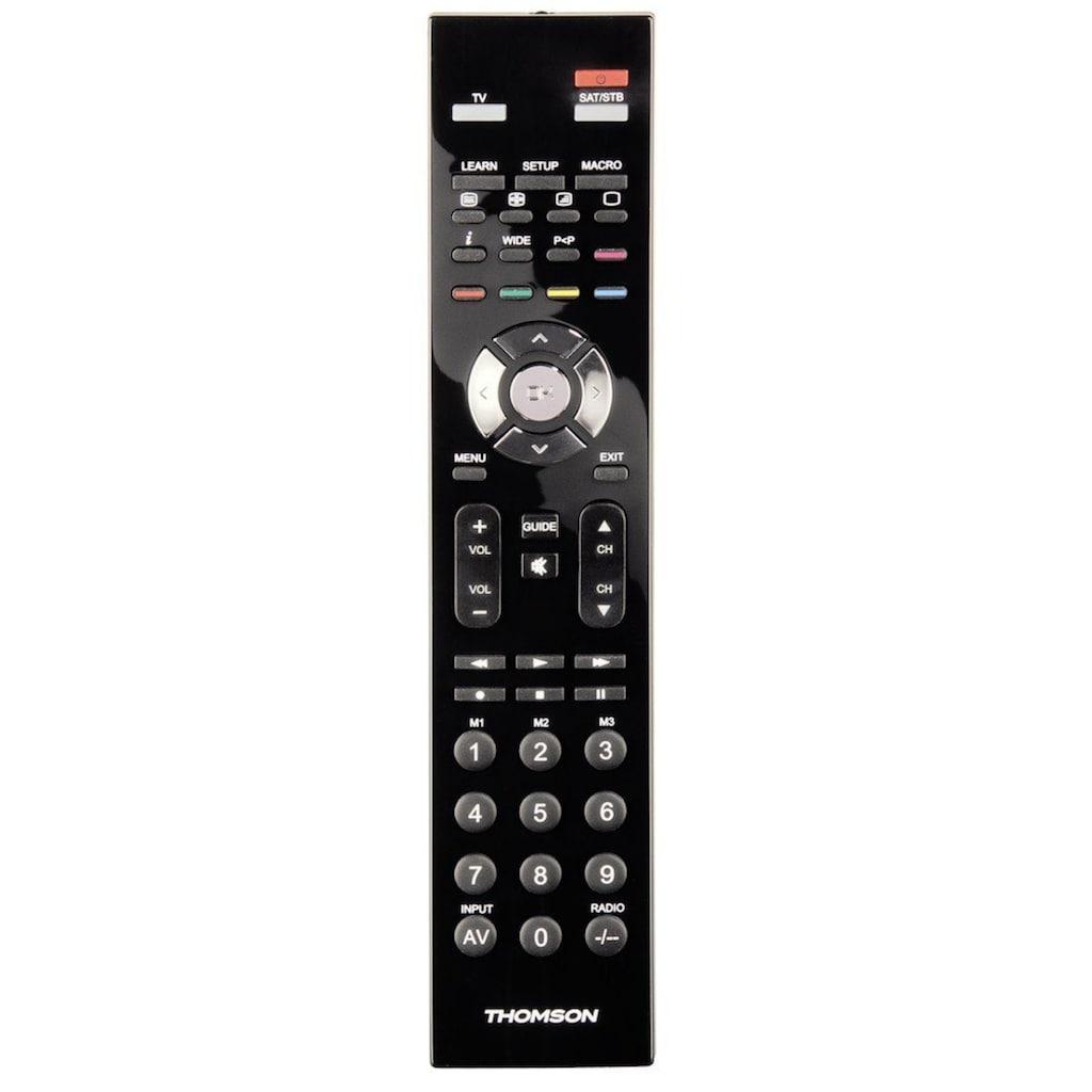 Thomson Universal TV Fernbedienung, Fernsehfernbedienung 2in1