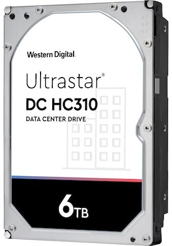Western Digital »Ultrastar DC HC310 6TB SAS« HDD - Festplatte 3,5 '' kaufen