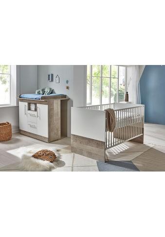 arthur berndt Babymöbel-Set »Selina«, (Spar-Set, 2 St.), Made in Germany; bestehend... kaufen