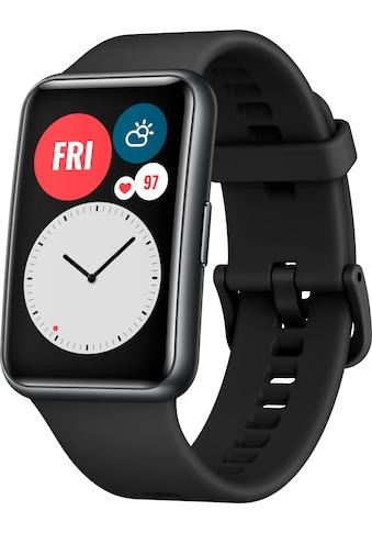 "Huawei Smartwatch »Watch Fit« (4,17 cm/1,64 "" kaufen"