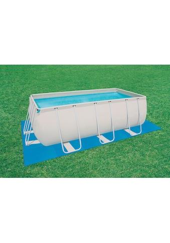 Bestway Bodenschutzplatte »Flowclear™«, Packung mit 8 Fliesen je 50x50 cm kaufen