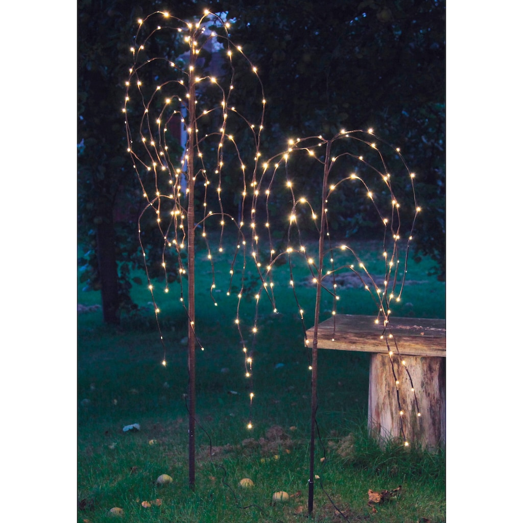 STAR TRADING,LED Baum»Trauerweide«,
