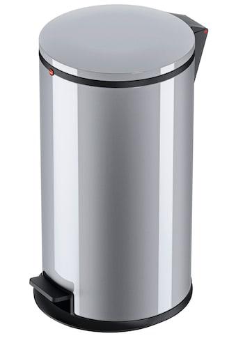 Hailo Mülleimer »Pure L«, silberfarben, Fassungsvermögen ca. 25 Liter kaufen