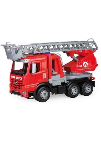 Lena® Spielzeug-Feuerwehr »Worxx, Leiterfeuerwehr Mercedes Arocs«, Made in Europe kaufen
