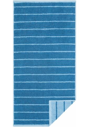 """Handtuch """"Line"""", Egeria kaufen"""
