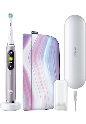Oral B Elektrische Zahnbürste »iO Series 9«, 1 St. Aufsteckbürsten, mit Reiseetui kaufen