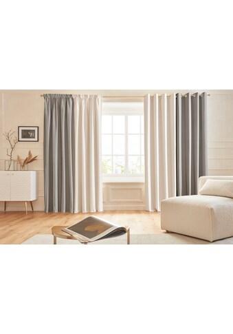 Vorhang, »MIRKO«, Guido Maria Kretschmer Home&Living, Ösen 1 Stück kaufen