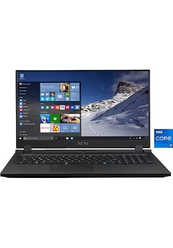 Notebook »AERO 17 HDR XD-73DE544SP«, (1000 GB SSD) kaufen