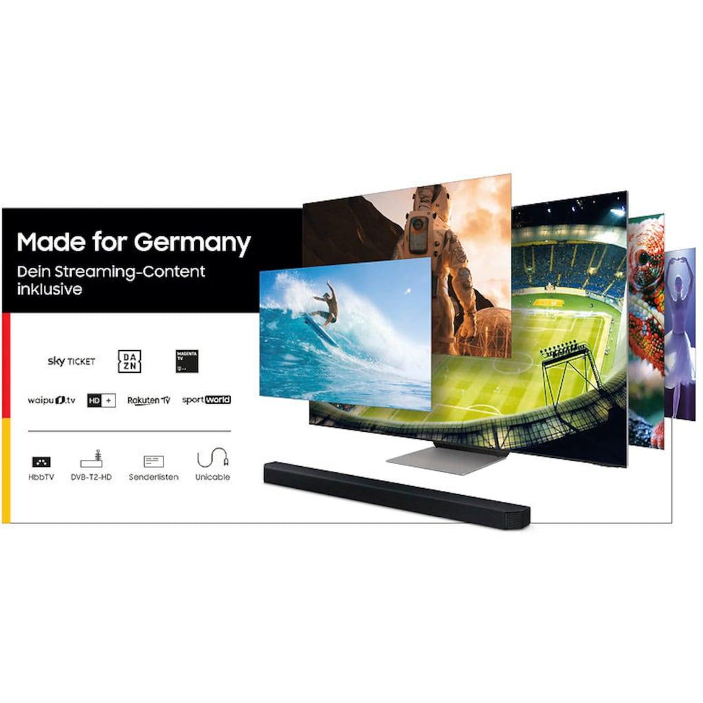 """Samsung QLED-Fernseher »GQ85Q70AAT«, 214 cm/85 """", 4K Ultra HD, Smart-TV"""