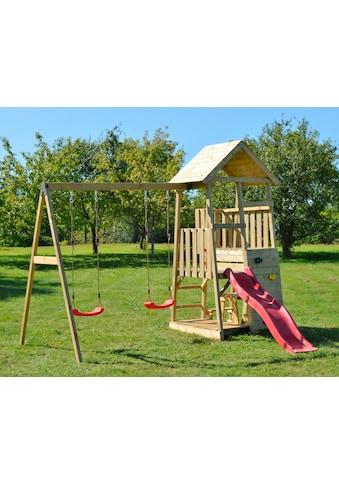 50NRTH Spielturm »Wendi Toys Flamingo«, BxTxH: 340x280x270 cm kaufen